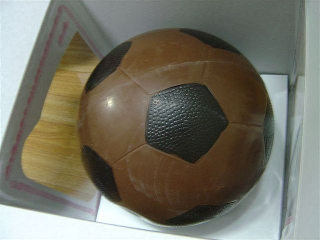 Chocolate Soccer